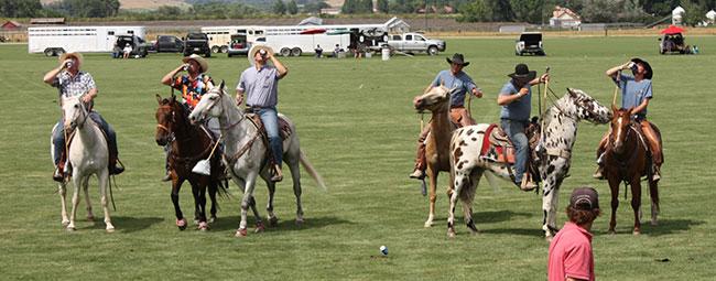 cowboy polo one